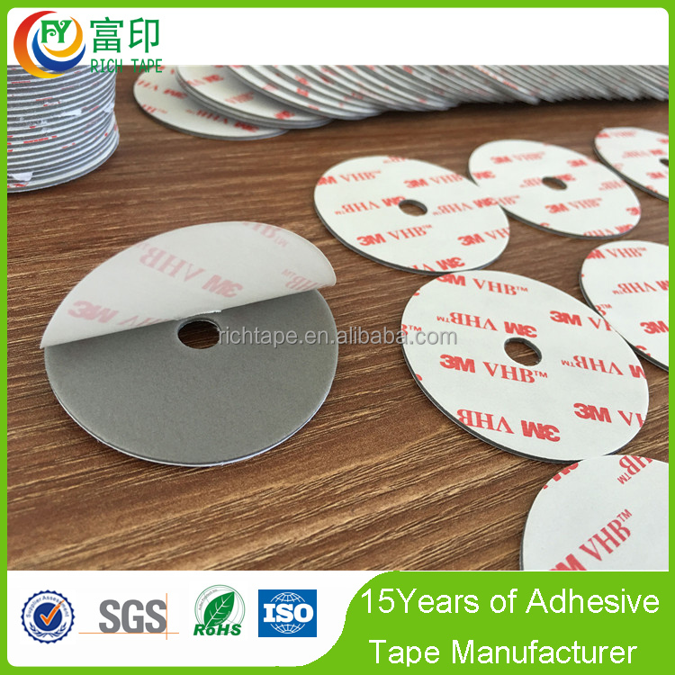 Waterproof VHB Double Sided Adhesive Tape Dots