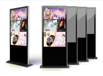 65 Inch floor stand commerical high HD digital signage,advertising display screen
