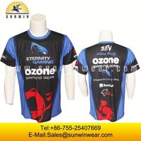 mens custom made popular street leisure wear stylish full body sublimated T-Shirts with pocket