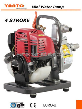 "1"" / 1.5"" 4 stroke GX35 Gasoline Water Pump with EPA / EuroII standard"
