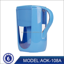 3.5L AOK108A OEM/ODM ok alkaline water filter pitcher