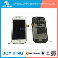 12 Months Warranty!100% Original Display for samsung galaxy s3 mini i8190 lcd