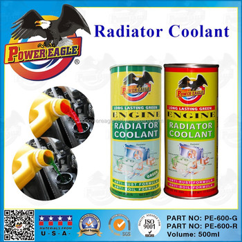 Radiator Summer Coolant Can 500ml