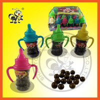Nipple Bottle Puffing chocolate Candy