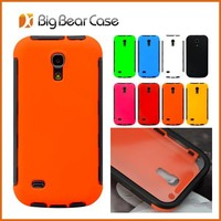 Front & back case cover for Samsung Galaxy S4 mini I9190