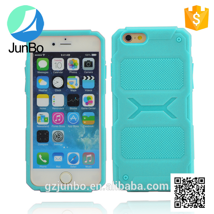 2017 Hot Sales Bulk Buy from China Suppliers Mobile Phone TPU Bumper Case for iPhone 6 In Stock Phone Accessorie