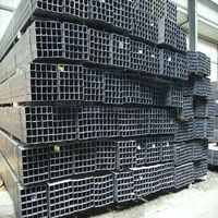 q4 High Quality Fence pipe, square Fence pipe, rigid galvanized steel pipe