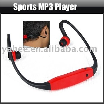 Sports MP3 with 7 hours Working Time,YHM-MP184