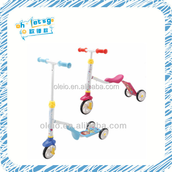 New product kids scooter 3 wheel pedal cars, kids scooters for sale