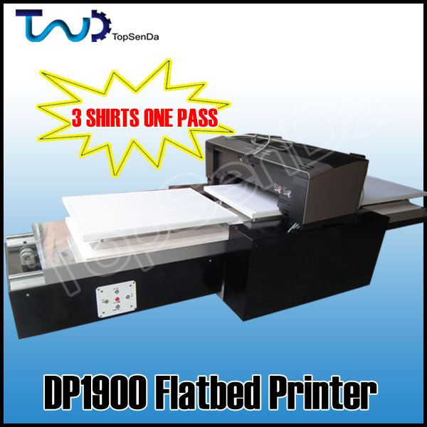 Large a3+++ print size DTG printer for tshirt production printing, dtg printer on-sale