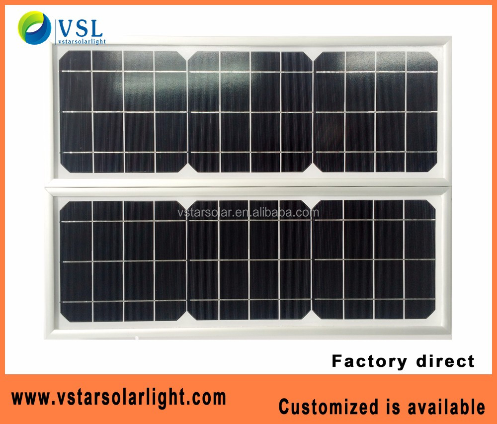 Customized 12v 5w solar panel chinese solar panels for sale