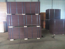 1220*2440mm film faced construction plywood