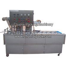 BG-2 Automatic MAP Packaging Tray Sealing Machine
