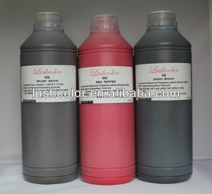 OEM 1000ML Big bottle Permanent Makeup Micro Pigment & Tattoo Ink Factory Price