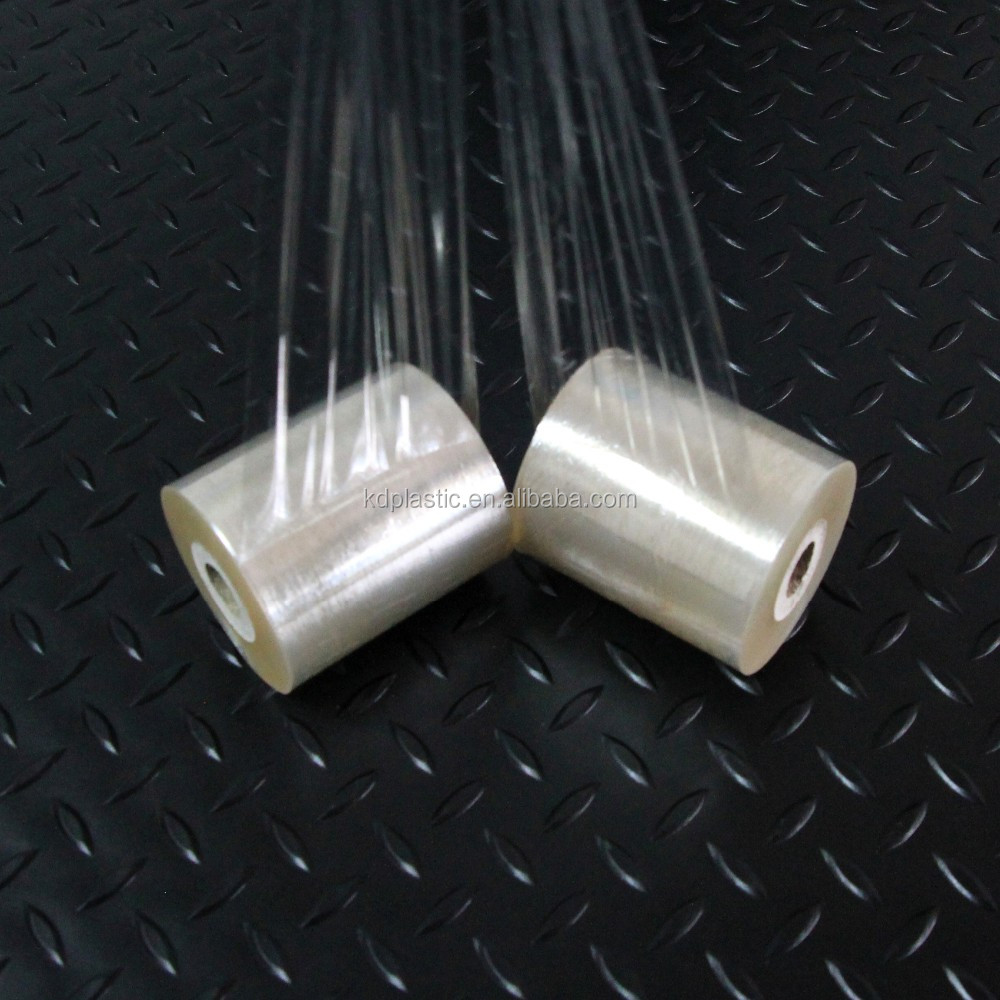 clear pvc film for wire and cable