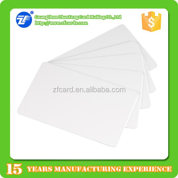 blank rfid card tk4100 with fast delivery service