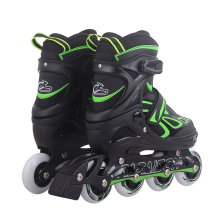 OEM Acceptable Hot Sale Four Wheel Led Flashing Roller Skate For Kids