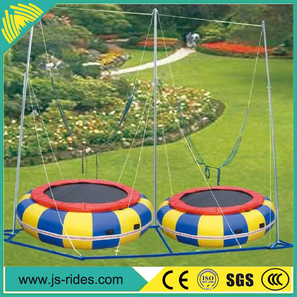 big gymnastic square Bungee trampoline for sale
