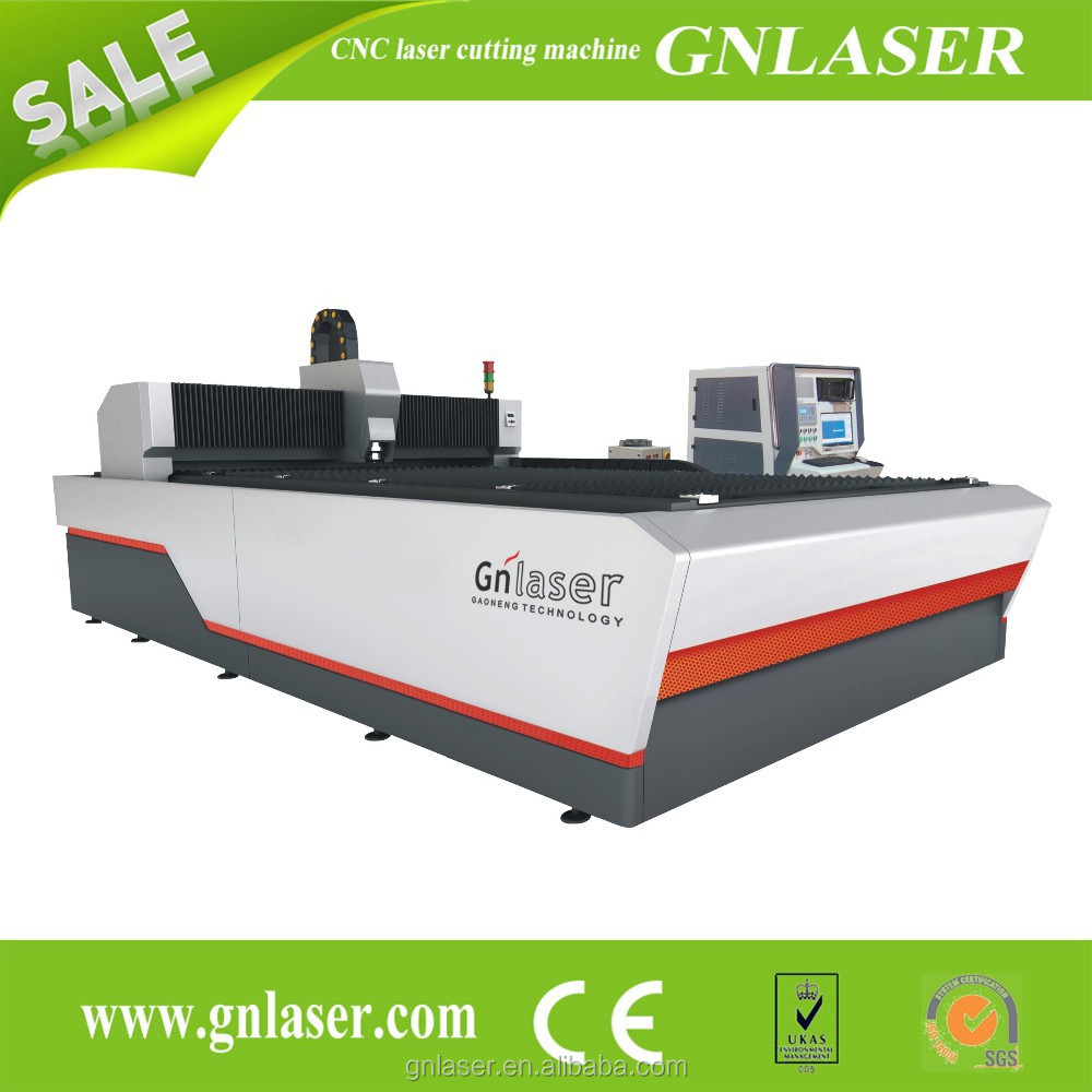 wuhan Small Pint-sized Fiber Laser Cutting Machine for Aluninum
