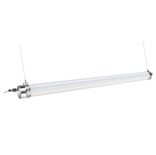 20w 36w 48w IP67 IK10 110LM/<strong>W</strong> 130LM/<strong>W</strong> PC tri-proof Led tube light waterproof led linear light
