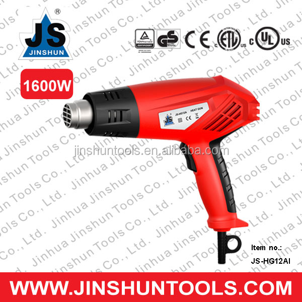 Heating Tools Hot Air Blower Electric Heat Gun (1600W JS-HG12AI)