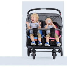 T22 Seebaby Sit N Stand Double Stroller/City Mini Double Stroller/ Twin pram