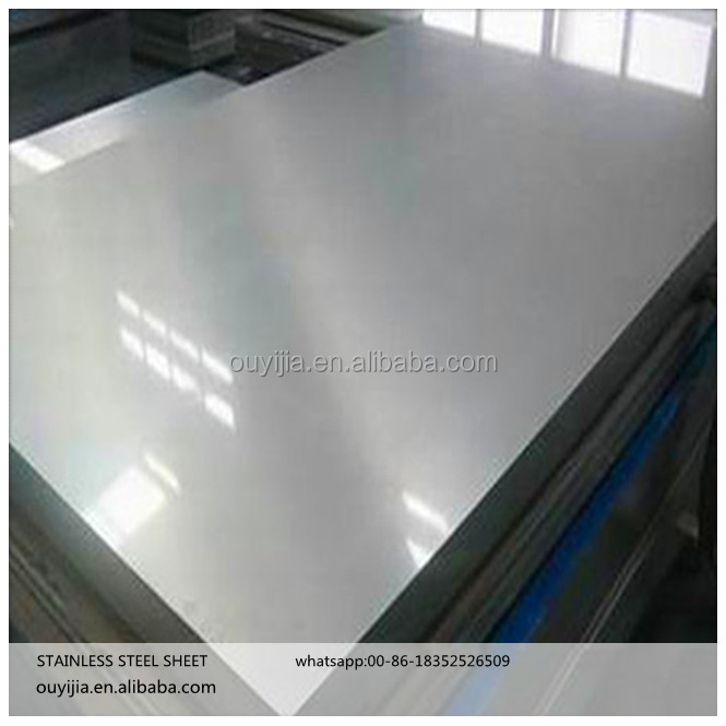 Raw Material TISCO 2B Surface AISI 304 Stainless Steel Sheet