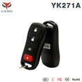 Luxury Value car alarm OCTOPUS VEHICLE SECURITY SYSTEM one way AUTO ALARM kit keyless entry remote central locking