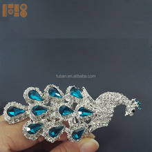 Bulk wholesale animal peacock napkin rings for wedding table decorations