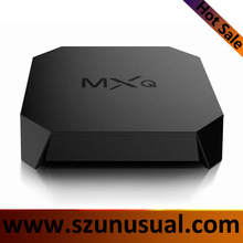 2017 best smart tv box Android 6.0 4K Ultra HD MXQ Pro S905 TV Box