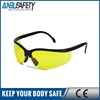 construction working safety glasses in china with side shield