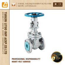 cast steel gate valve dn80 pn16, stainless steel gate valve