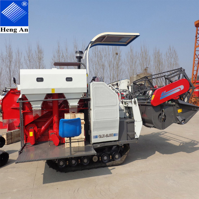 4LZ-2.0D Agricultural Machinery Combine Harvester