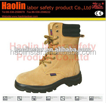 2015 hot-selling men's boots safety shoes