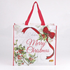 Custom printed wholesale cheap pp non woven gift bag/pp non woven bag wholesale