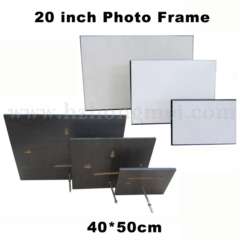 China Supplier Hot Sale handmade photo frames designs 20 inch