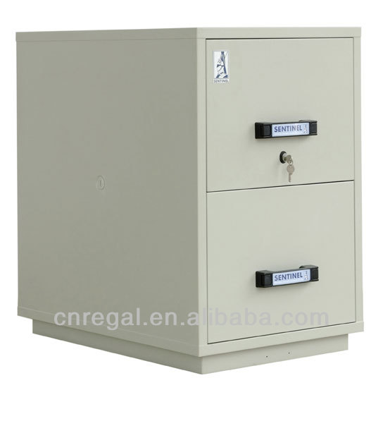High-tech fire proof cabinet, vertical fire resistant steel cabinet
