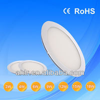 Ultra-thin led downlight round 3w/4w/6w/9w/12w/15w/18w