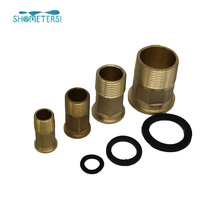 Competitive price Water Meter Fitting Brass Connector