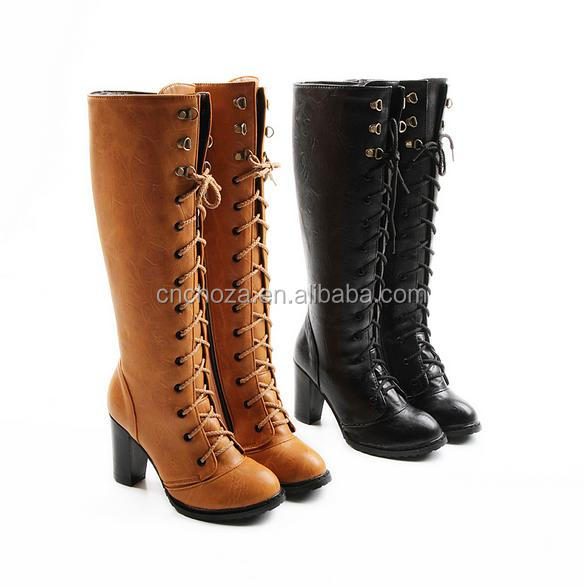 z53273b boots fashion knee high heel boot shoes