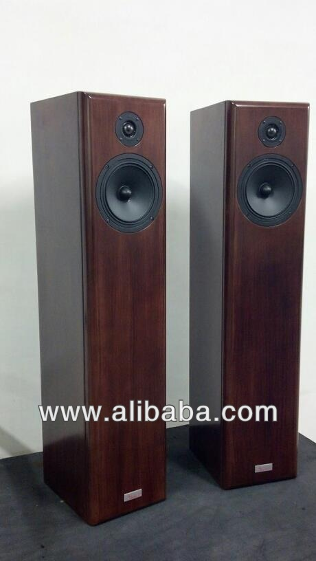 Hi End Audio Speakers | Italian Handcrafted Loudspeakers | F1