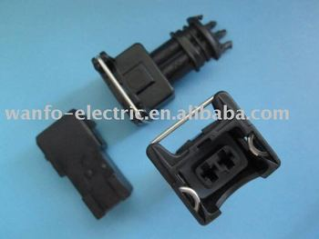 Amp Wiring Connector 2 Pins Buy Automotive Connector 2