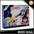 Desert guardian 194 pcs plastic building block toys