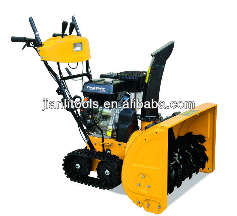 2014 New model 13HP two stage snow thrower