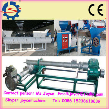 2016 China manfuacturer plastic extruder machine sale