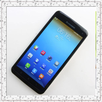 Lenovo S930 6 Inch Big Screen 3G Smartphone Android 4.2 MTK6582 Quad Core 1280x720 IPS Dual SIM 8.0MP 8GB ROM GPS Bluetooth