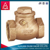 DISC type high pressure non return brass 4 inch pvc electric actuator ball check valve