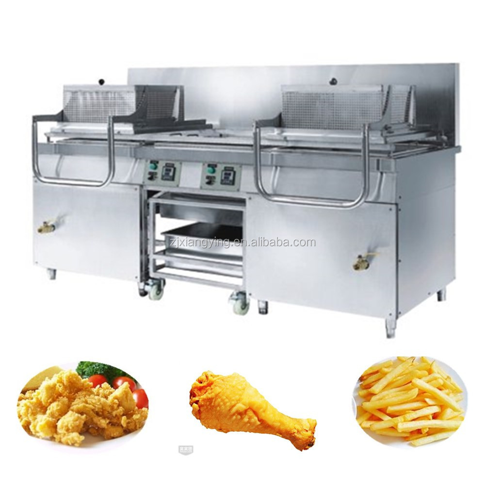 XYXZ-2(E) Industrial cooking equipment/commercial chicken deep fryer
