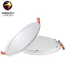 round 9W flat panel ceiling light with refond packaged SMD2835