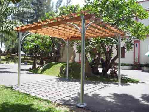 aluminium pergola arches pavillon pergola et ponts id de produit 103578870. Black Bedroom Furniture Sets. Home Design Ideas